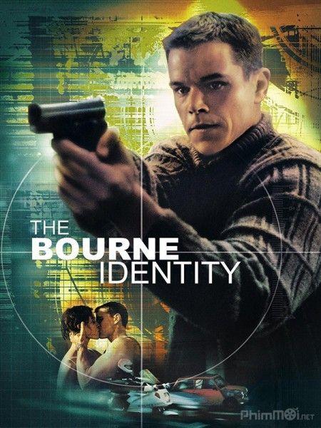 Phim Siêu Điệp Viên 1: Danh Tính Của Bourne