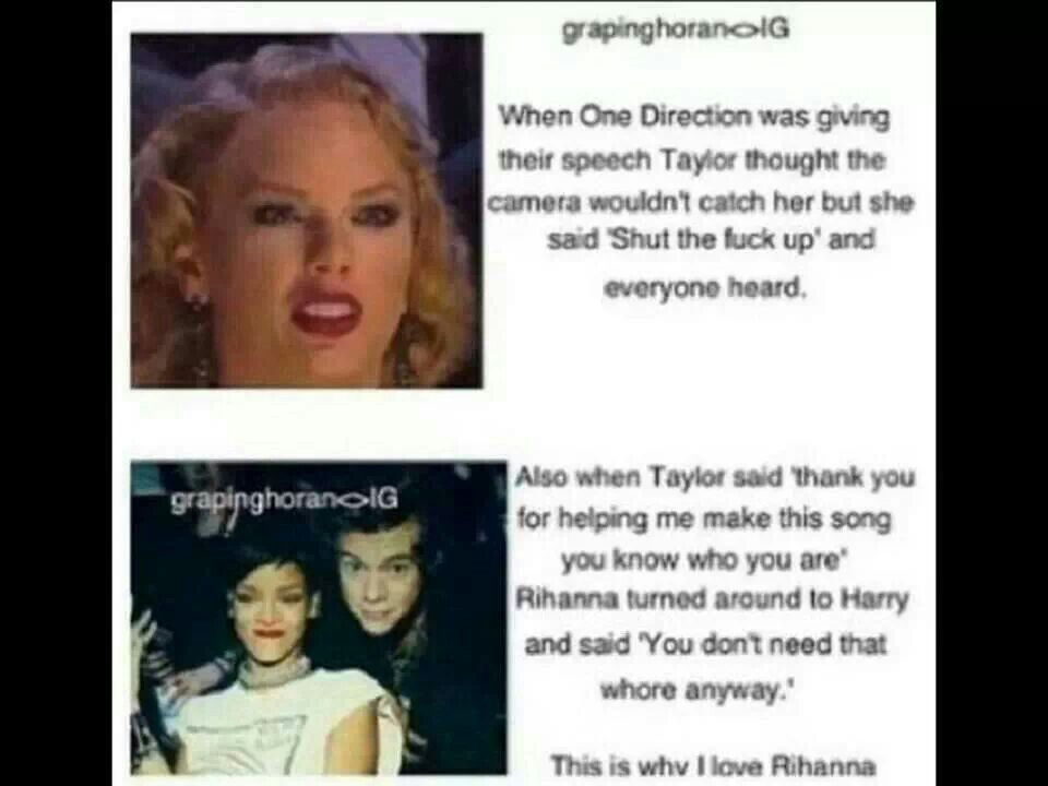 We love you Rihanna!!!