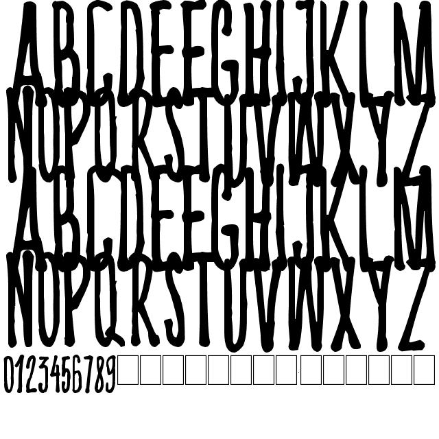 KRIIPS Font
