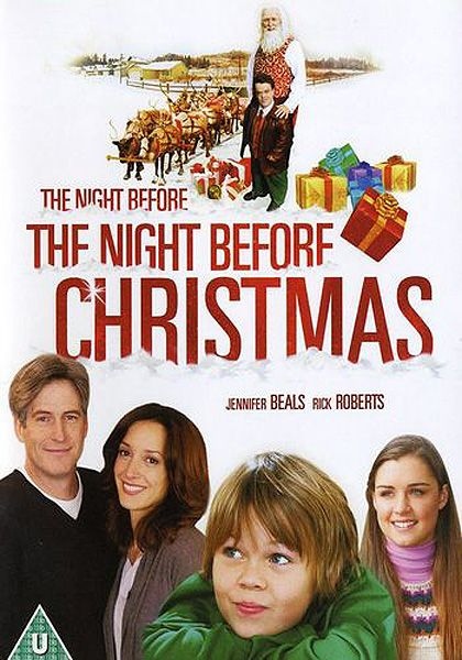 The Night Before The Night Before Christmas 2010 Christmas Movies Night Before Christmas Movie Christmas Movies List