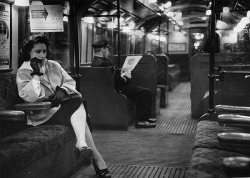 contemporama : bert hardy… london, 1952 @flyeschool