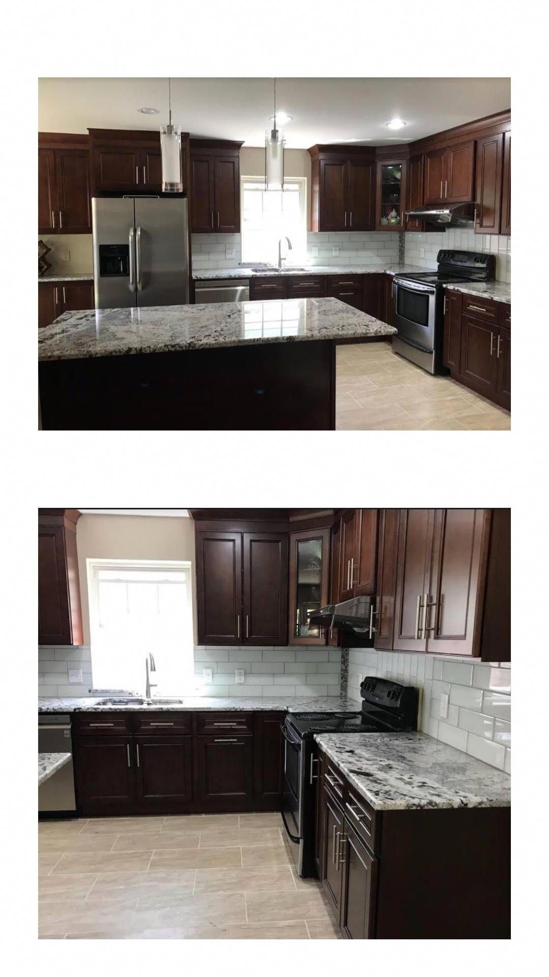 #DarkCabinets by Lily Ann Cabinets - visit our website ...