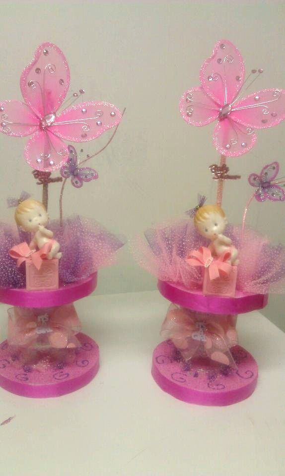 Butterfly centerpieces for baby shower themes photo - Butterfly themed baby shower favors ...
