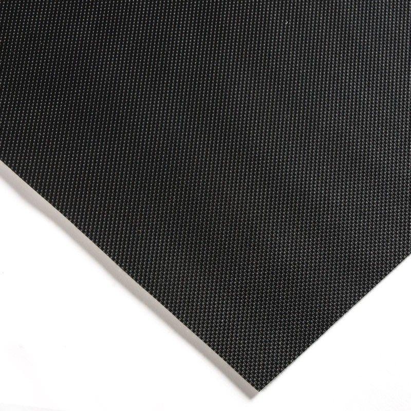 tejido pvc con soporte harley negro tapicera de pvc de color negro recomendada para