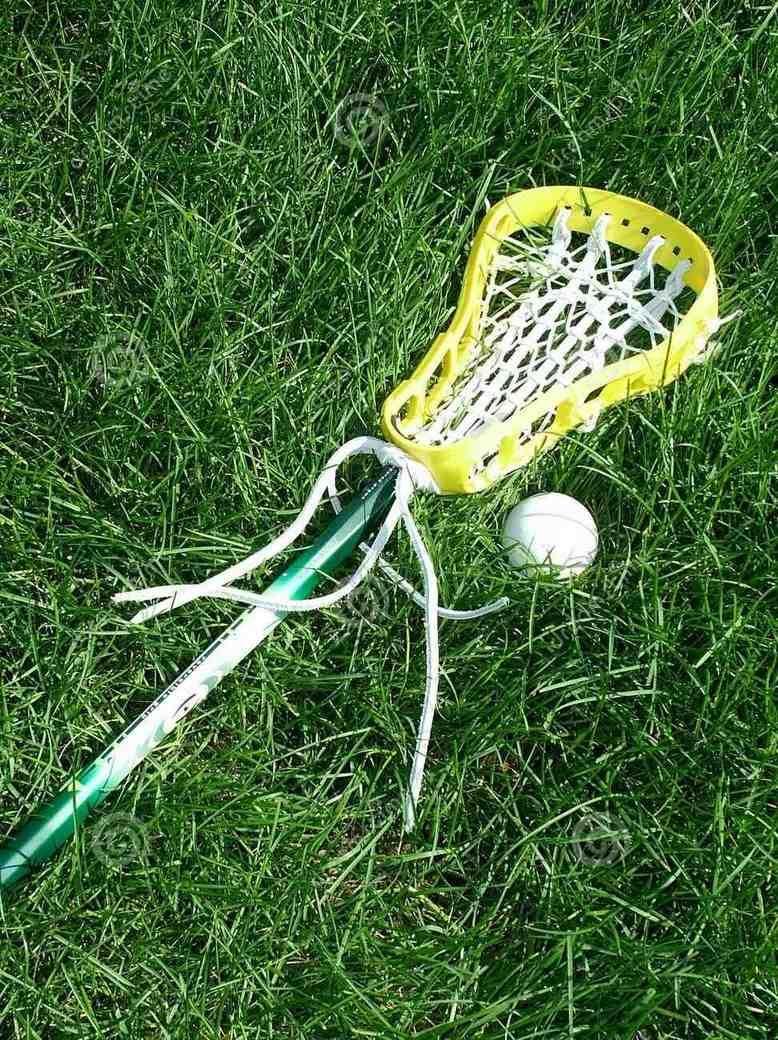 Lacrosse Stick And Ball Lacrosse Sticks Lacrosse Stick
