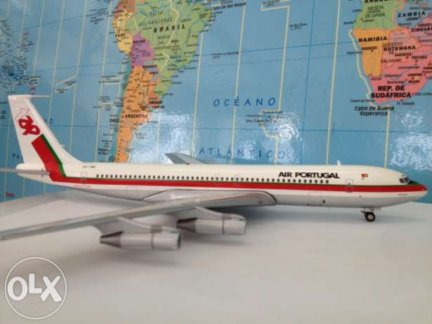 Aviões coleção TAP B707-300 Parque das Nações • OLX Portugal ... 3edc66c0b4ceb