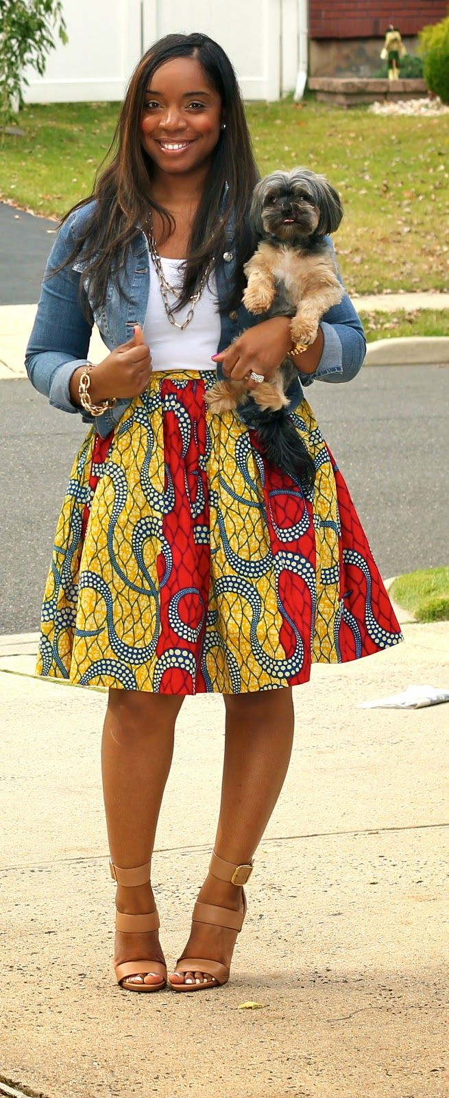 Style u poise latest african fashion african prints african