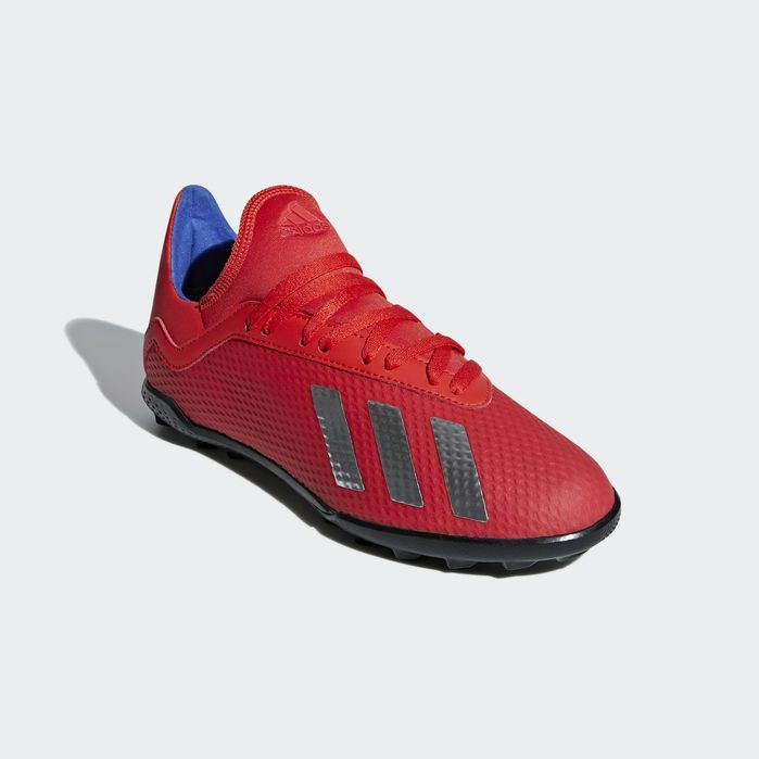reputable site 7efe4 32225 X Tango 18.3 Turf Shoes Active Red 11.5K Kids