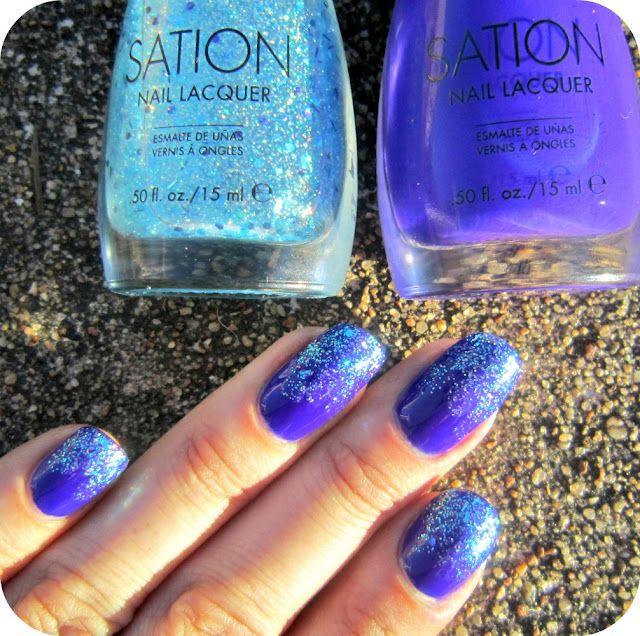 Concrete and Nail Polish: Sation Miss Emo Shun All | Nails ...