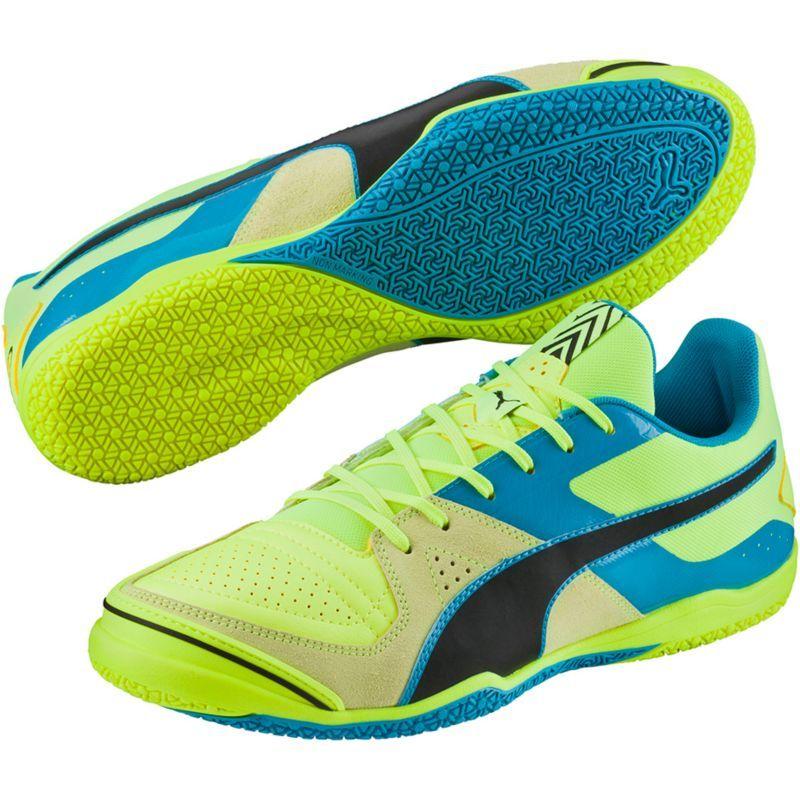 1896a2771 Puma Men s Invicto Sala Indoor Soccer Shoes