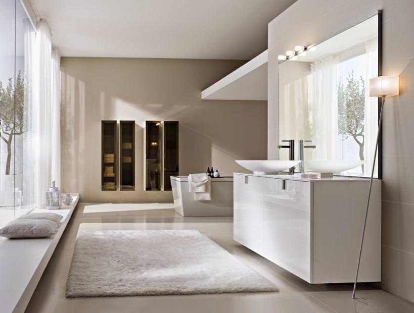 come arredare un bagno moderno Arredamento bagno, Arredo