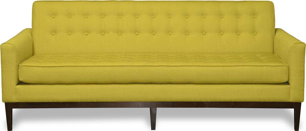 Draper Custom Sofa Sectional Couch Los Angeles The Sofa