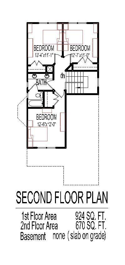 2 Story 4 Bedroom House Plans In 2021 Tiny House Floor Plans Narrow House Plans Small House Design