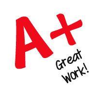 Good Report Card Freebies! -