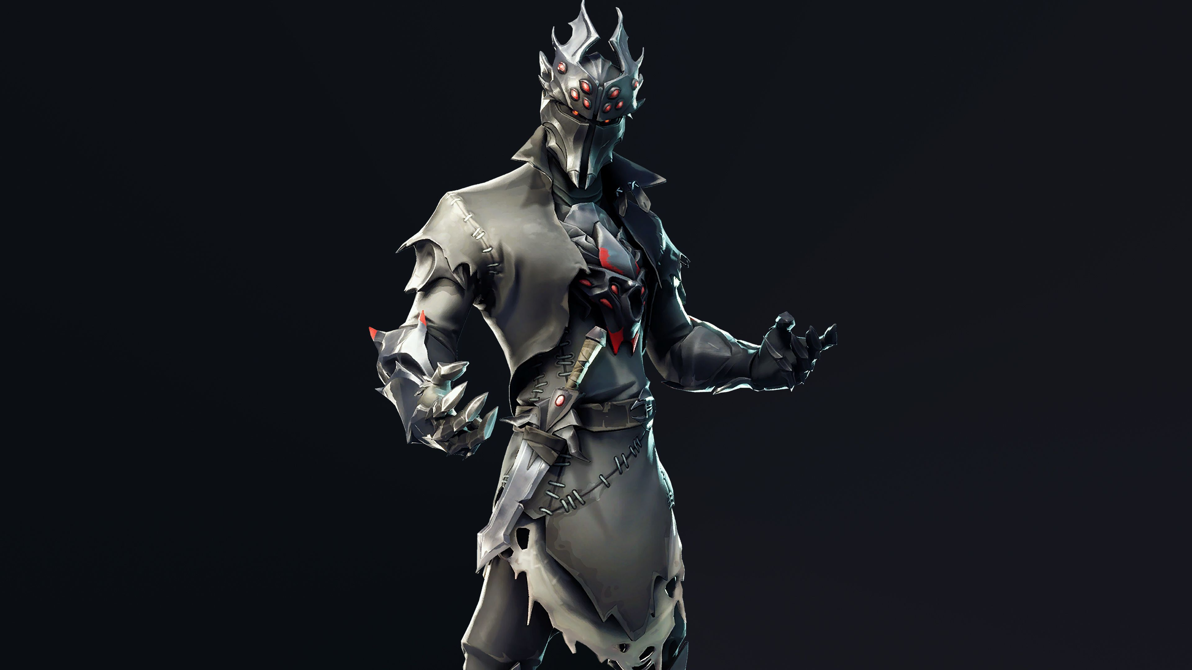 Fortnite Skins Wallpaper Spider Knight Fortnite Wallpaper