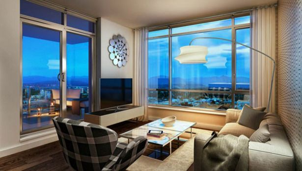 Space Efficient Living Room Layout Park Avenue Condos