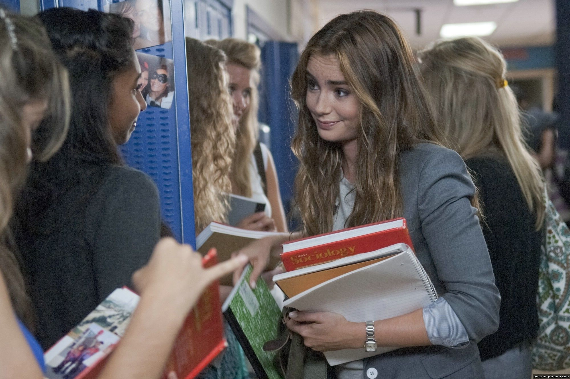 abduction lily collins  | Abduction' new stills - Lily Collins Photo (32646770) - Fanpop ...