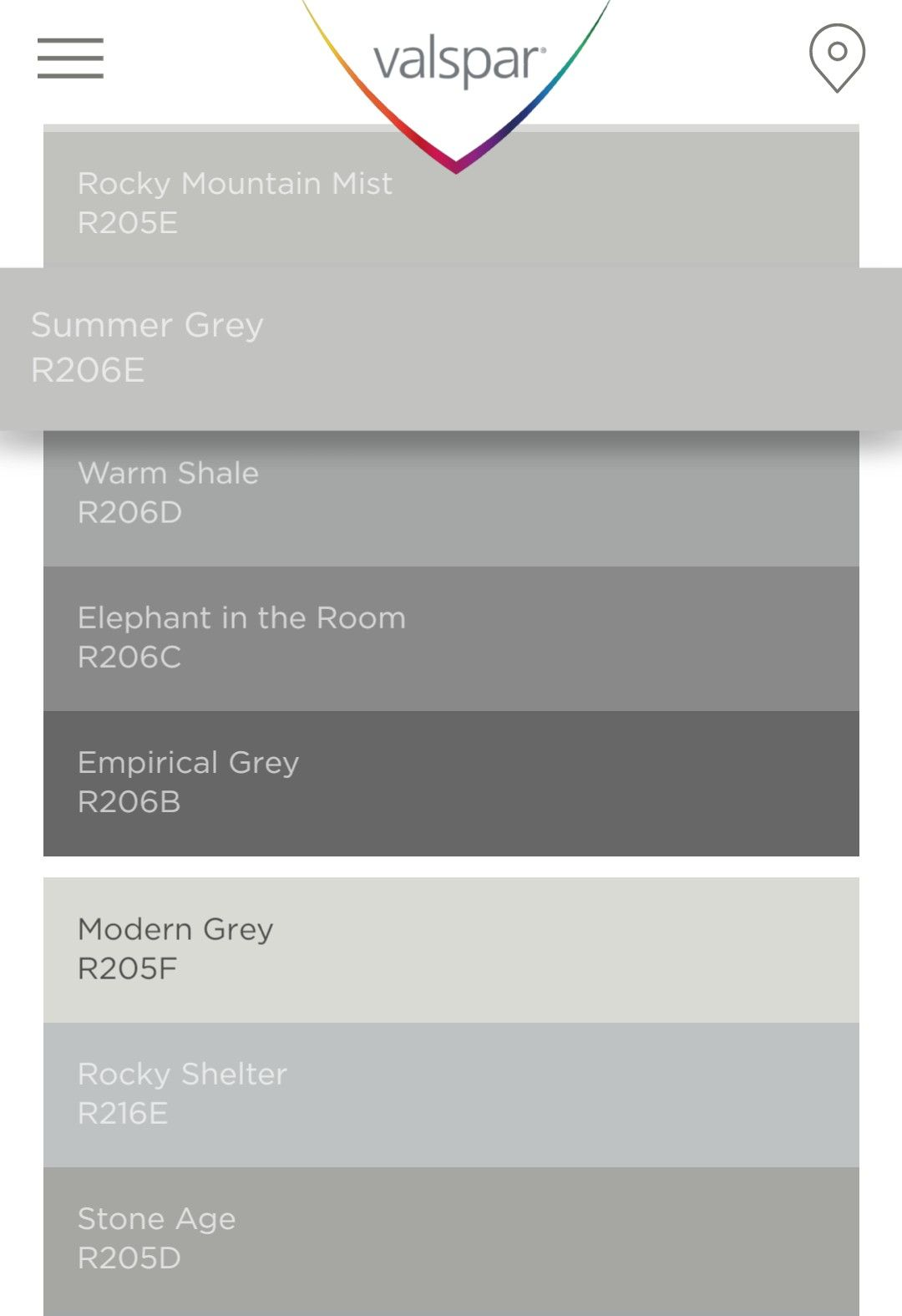 Valspar Paint Summer Grey Walls Valspar Paint Colors Gray Valspar Paint Lowes Paint Colors