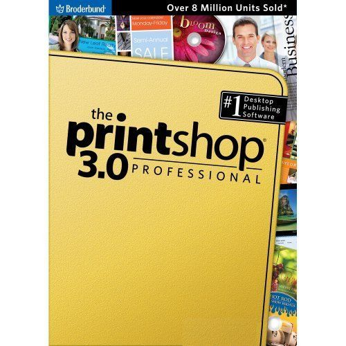 The Print Shop 3.0 Professional [Download] ($76.98