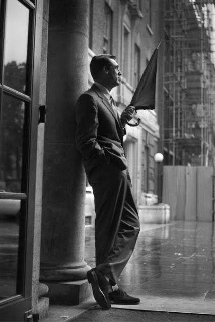 Cary Grant o los hombres que sabían llevar traje.
