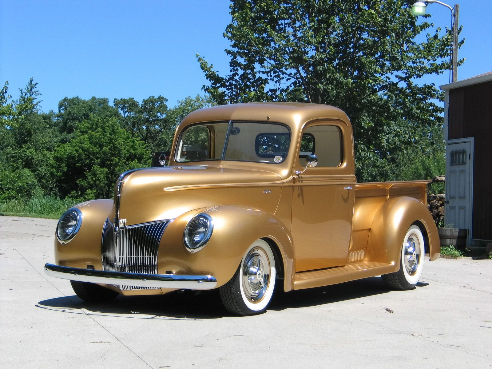 Packard Truck Wallpaper Klasik Arabalar Klasik Arabalar