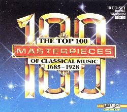 Top 100 Masterpieces of Classical Music Vol 1-10 CD | Art