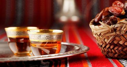 تحضير القهوة العربية السعودية Recipe Eat Iftar Holiday Wine