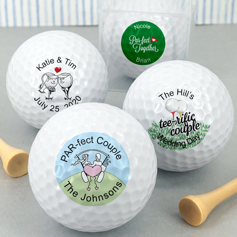 Golf Themed Personalized Golf Balls // bestdayeverspot.etsy.com ...