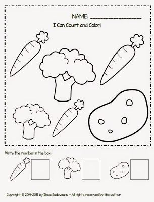 Fruit And Vegetables Worksheets Freebie Preschool Activities Kindergarten Worksheets Printable Kindergarten Worksheets