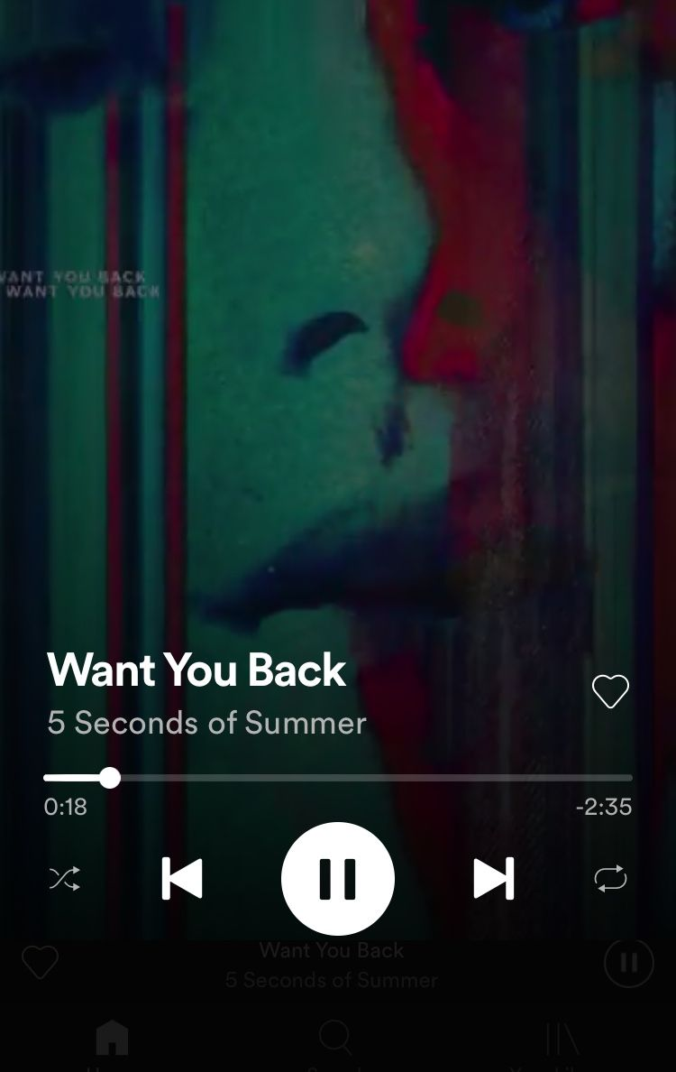 5secondsofsummer 5sos Songs Music Spotify Charts Playlist