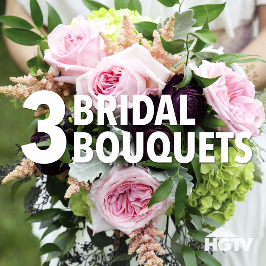 Inexpensive Flowers For Wedding Bouquets: Easy And Cheap DIY Bridal Bouquets