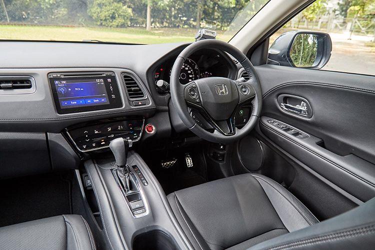 Honda Hrv Interior di 2020