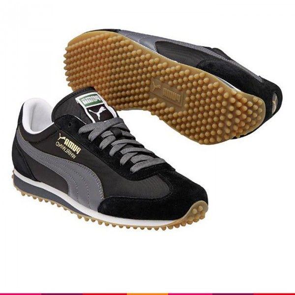 Puma Whirlwind Classic black 1 | Sneakers, Buy shoes, Shoe shop
