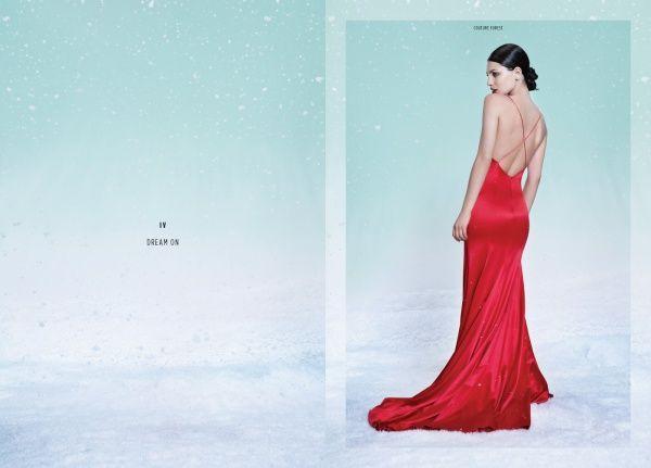 Vestidos Las Oreiro otoño invierno 2014