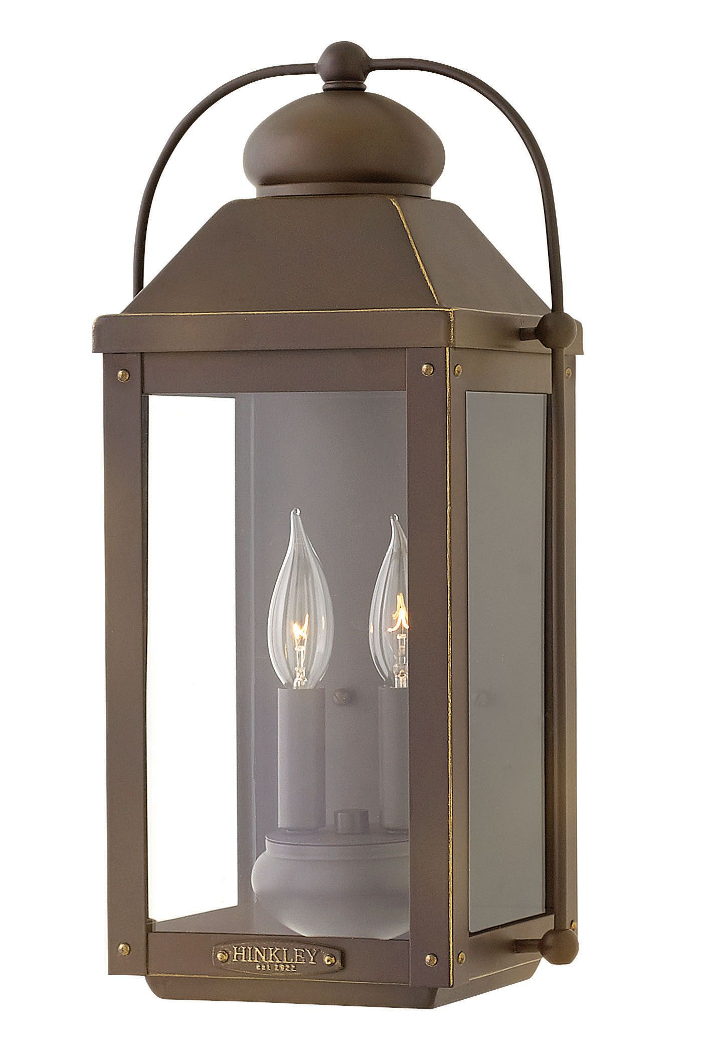 Two Light Wall Mount Anchorage is an early American lantern design crafted of solid aluminum to  sc 1 st  Pinterest & Two Light Wall Mount Anchorage is an early American lantern design ... azcodes.com