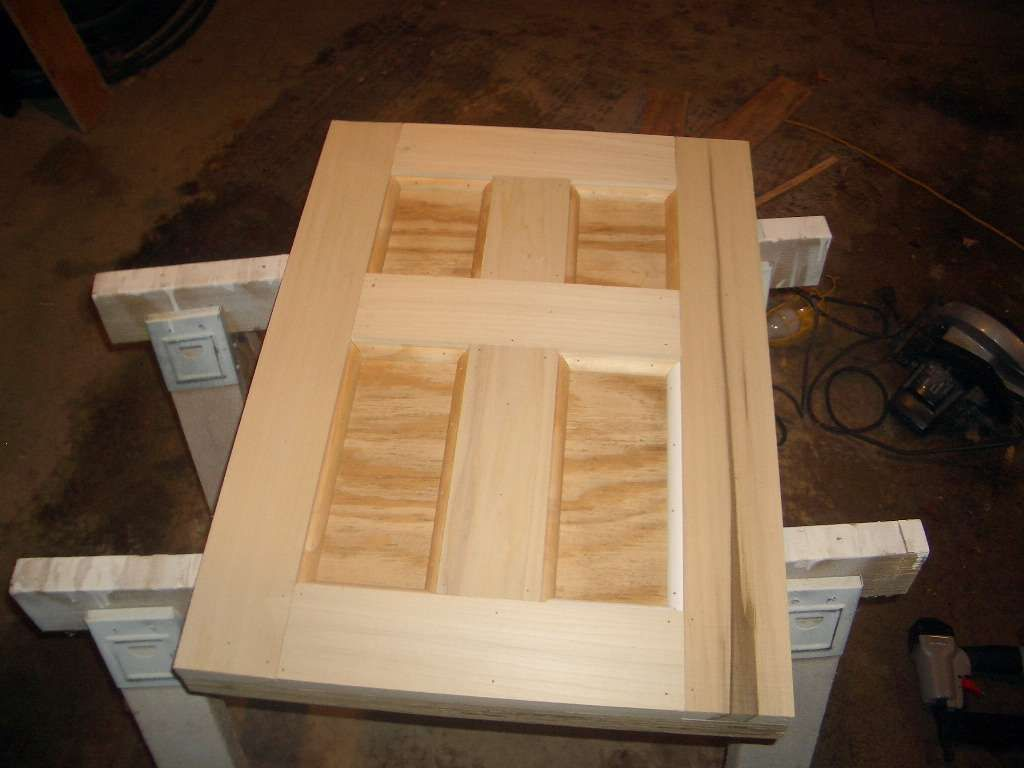 Project Coraline Build An Attic Door W Skeleton Lock Attic Doors Attic Flooring Attic Remodel
