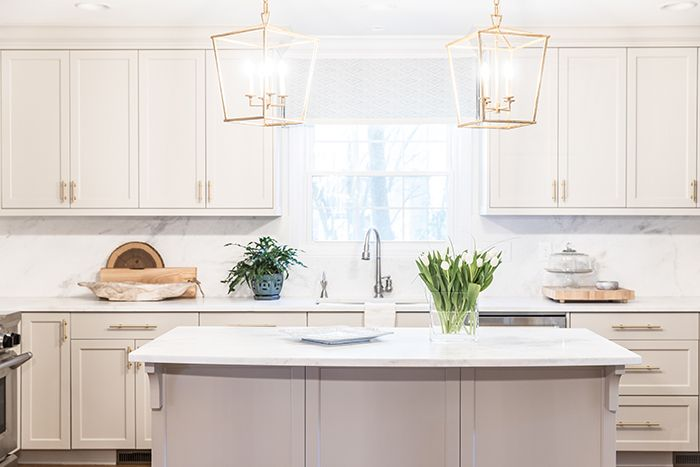 Before and after: A 1950s Myers Park home gets a major kitchen ...