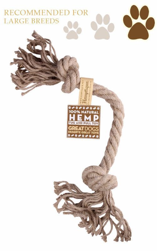 20mm Hemp Rope Tug Pull Dog Toy Dog Toys Toy Puppies Dogs