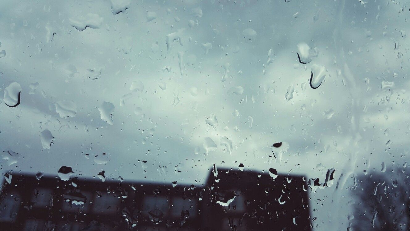 Rainy days in Asheville