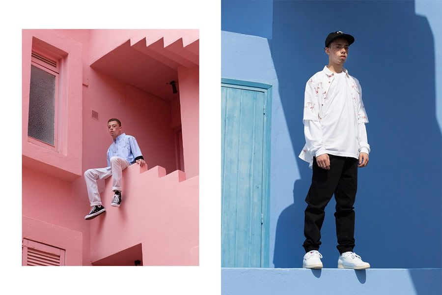 All the latest men's fashion lookbooks and advertising campaigns are showcased at FashionBeans. Click here to see more images from the Lazy Oaf Spring/Summer 2016 Men's Lookbook