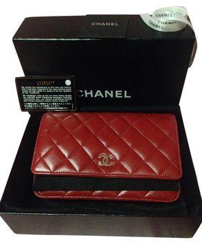 d8cc21584893 Chanel Wallet On Chain Woc Shoulder Bag
