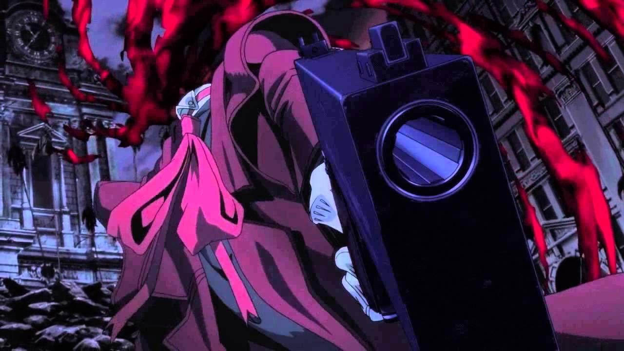 Amv war2All 720p Hellsing Hellsing, Alucard, Anime