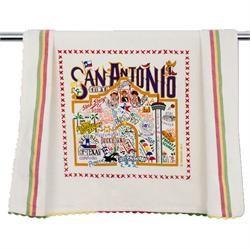 San Antonio Dish Towel