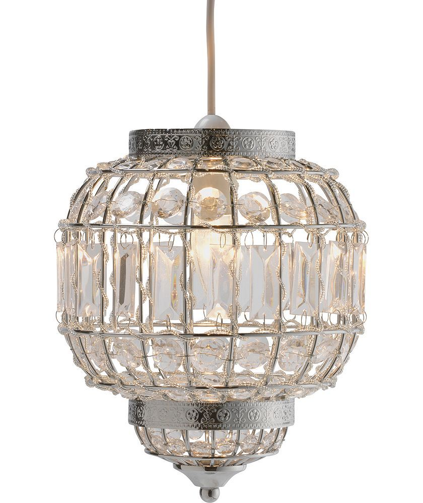 Buy heart of house kasbah pendant light clear at argos buy heart of house kasbah pendant light clear at argos aloadofball