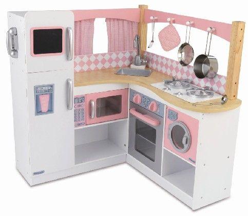 Cucina giocattolo Cucine giocattolo in legno Cucina | Cucine ...