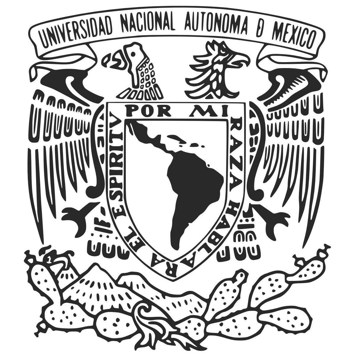 UNAM Logo [National Autonomous University of Mexico