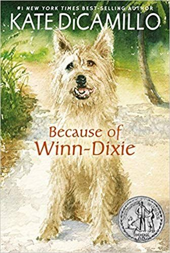 [PDF] Because of Winn-Dixie Book by Kate DiCamillo Free ...