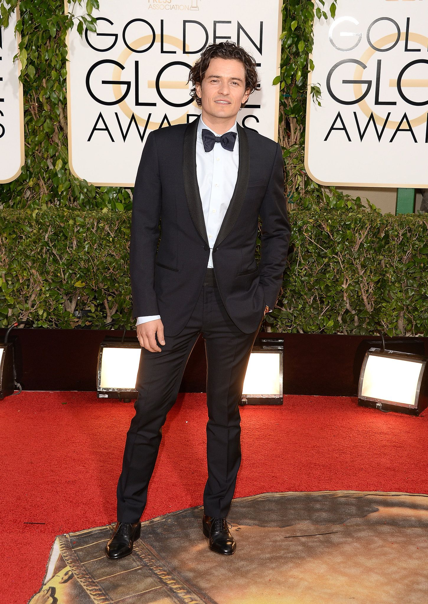 Flache Schuhe Roter Teppich Hot Guys In Ties Take Over The Globes Men