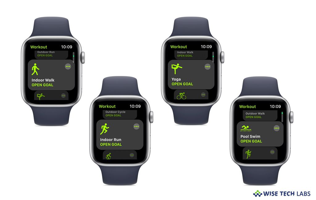 How To Use Workout App On Your Apple Watch Workout Apps Apple Watch Apple Watch Update