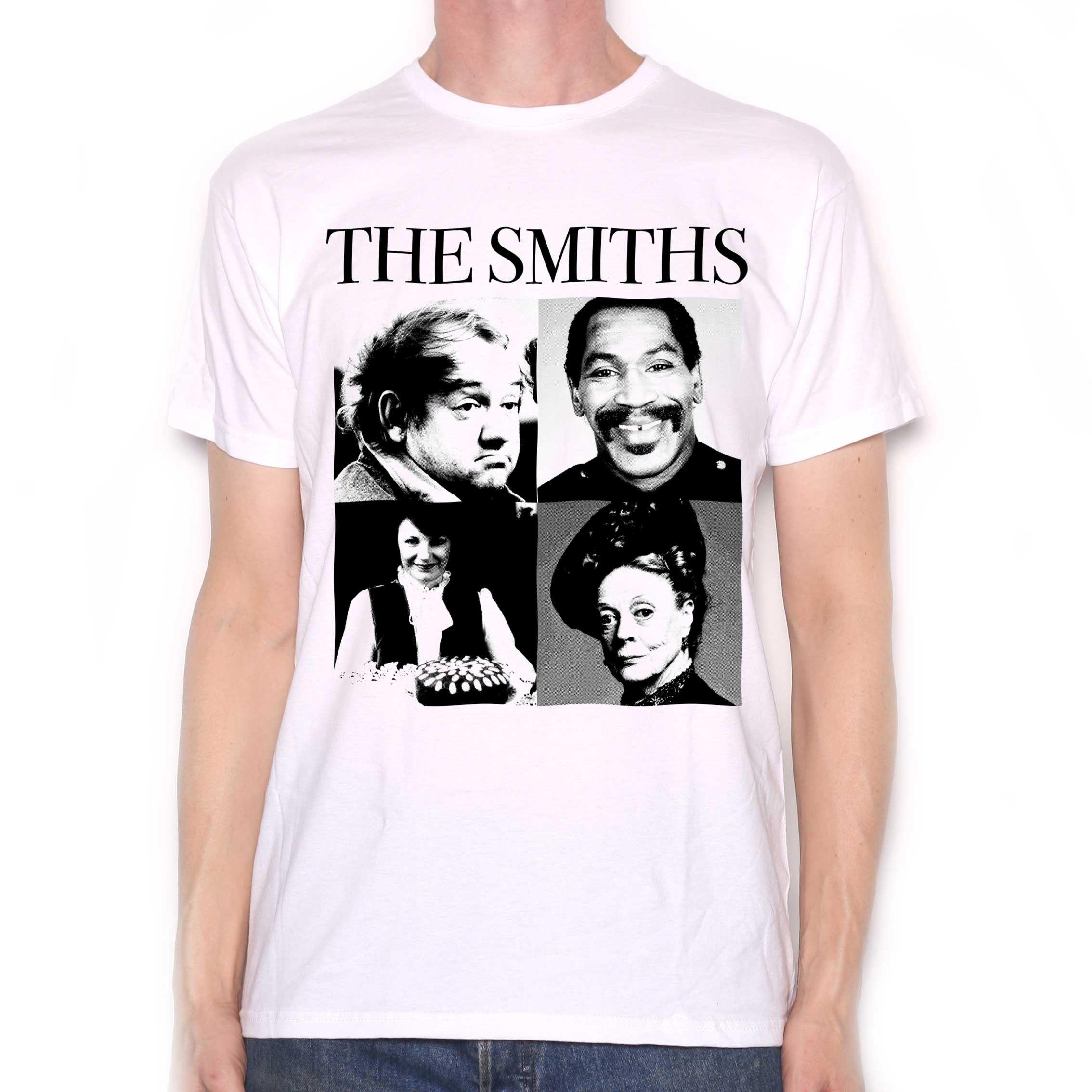 M Green New,100 /% cotton Smiths Queen Is Dead T-Shirt english punk rock